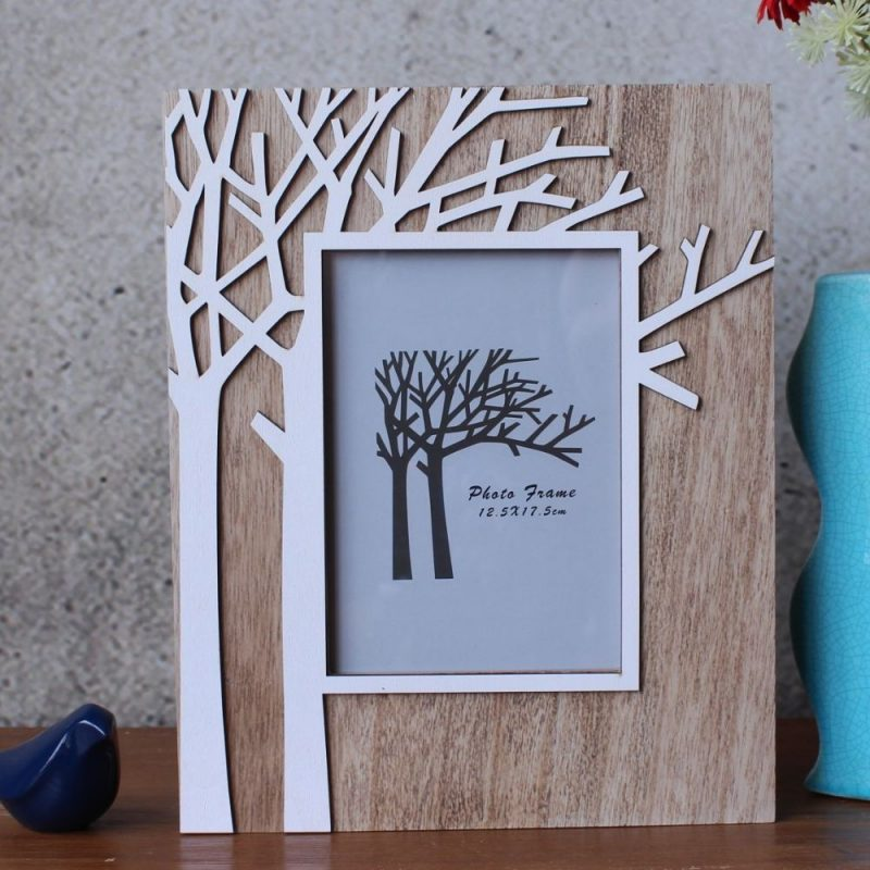 Tree Branches Photo Frame