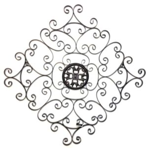 Mandala Metal Wall Art Main