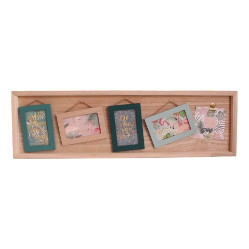Shadow Box Multi Photo Frame