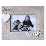 3 In 1 Live Laugh Love Wooden Multi Photo Frame_2