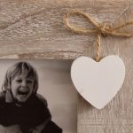 3 In 1 Live Laugh Love Wooden Multi Photo Frame_5