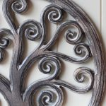 Hand Carved Tree Of Life Wooden Wall Art (1)
