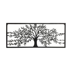 Metal Tree of Life Wall Art Dalisay