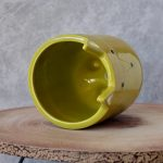 Green Fox Ceramic Pot Planter_5