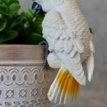 Australian Birds Pot Sitters Cockatoo 2