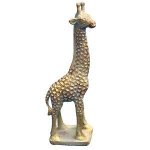 Spotty Giraffe Decorative Animal Ornament