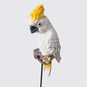 Bird Pot Sitters - Australian Cockatoo