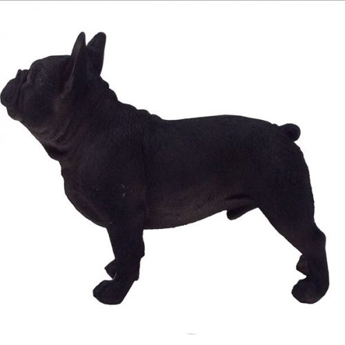 Standing French Bulldog Animal Statue