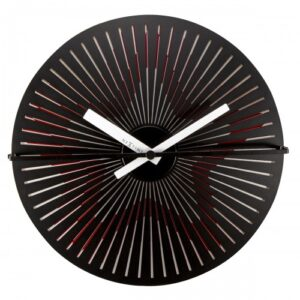 Red Star NexTime Motion Wall Clock