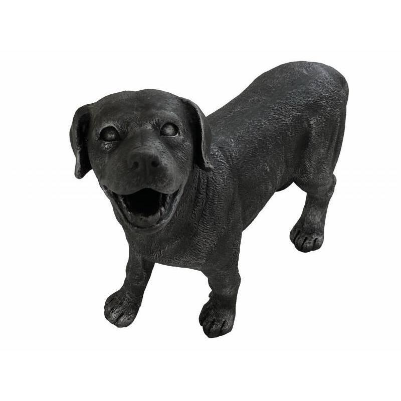 Standing Dog Statue Ornament