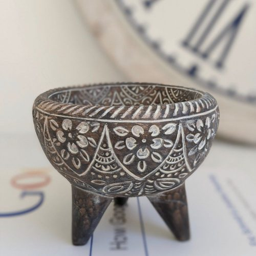 Boho Tribal Decorative Trinket Bowl