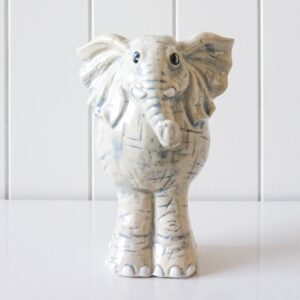 Abby Elephant Ceramic Pot Planter