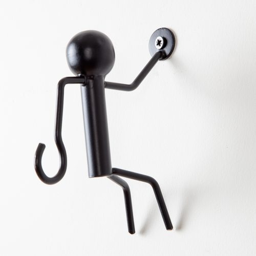 Climbing Man Wall Hook Key Holder