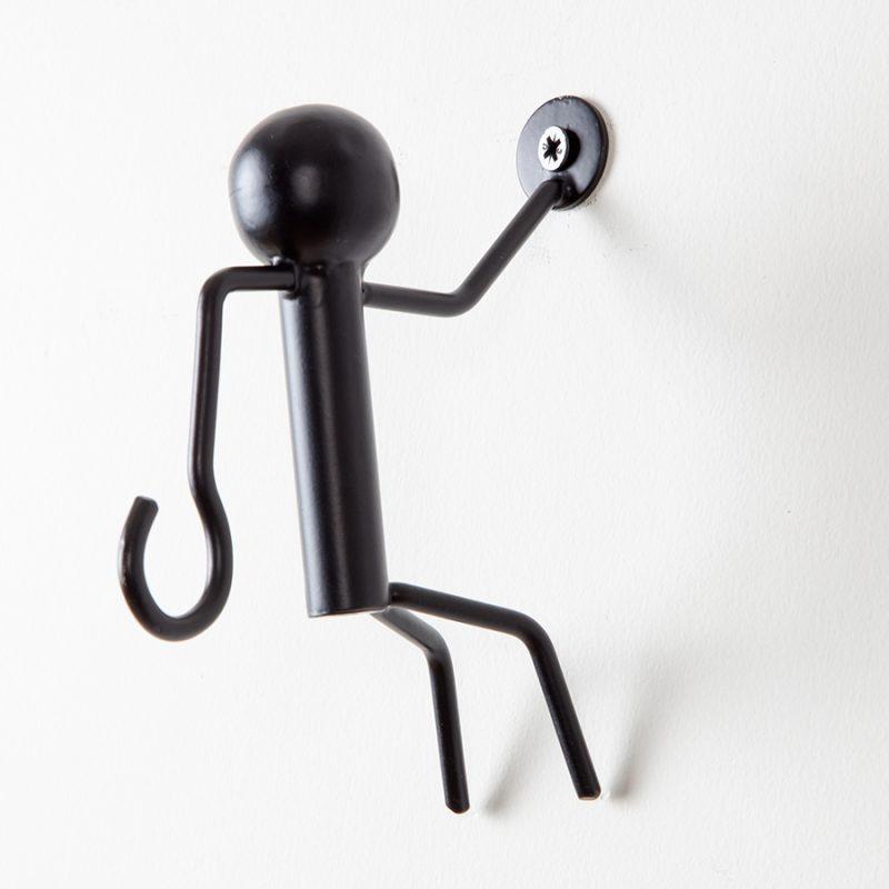 Climbing Man Wall Hook Key Holder