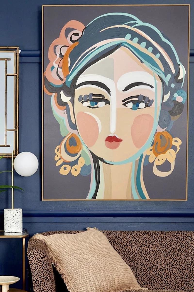 Girl Canvas