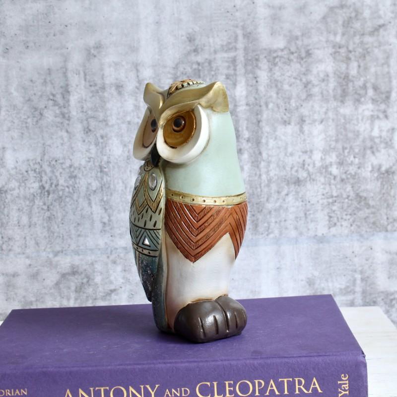 Owl Set Figurine