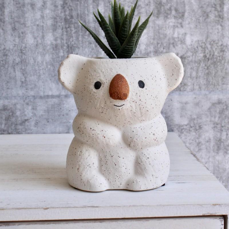 Sandy Koala Planter