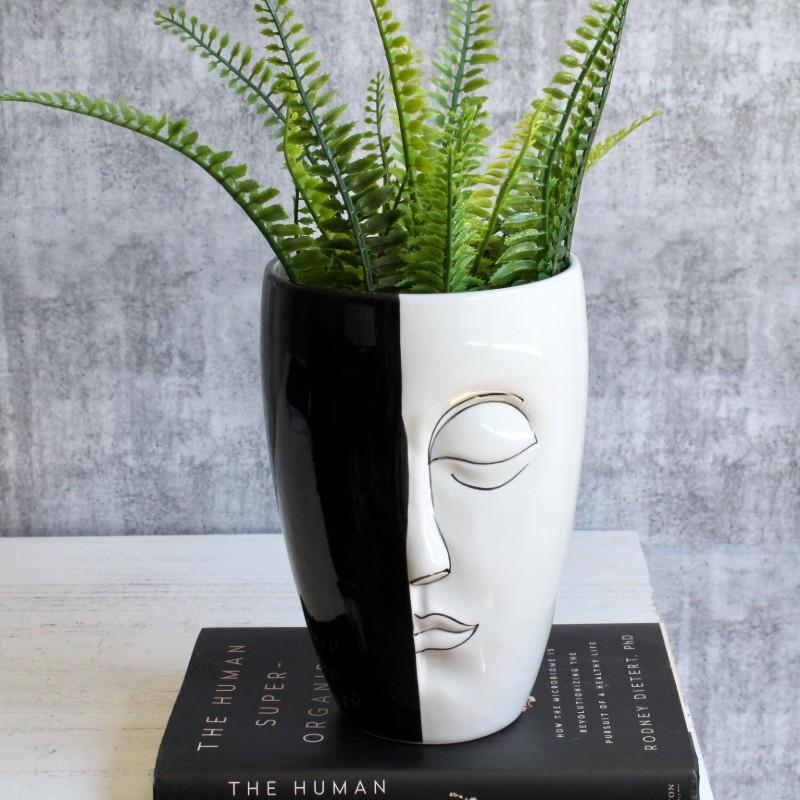 Half Face Planter