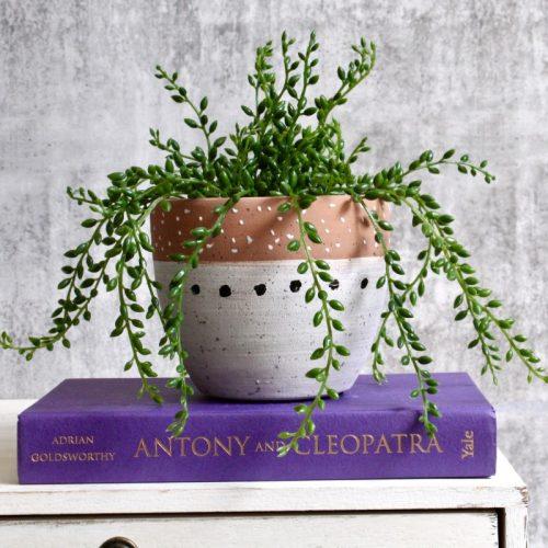 Tribal Terracotta Planter