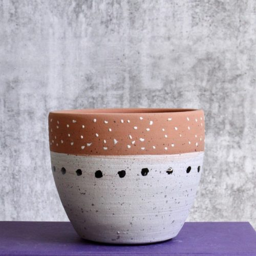 Tribal Terracotta Planter
