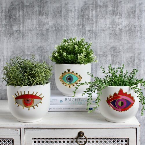 Eye Planter Pot