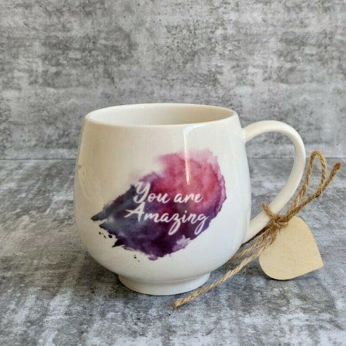 Amazing Quote Ceramic Coffee Mug