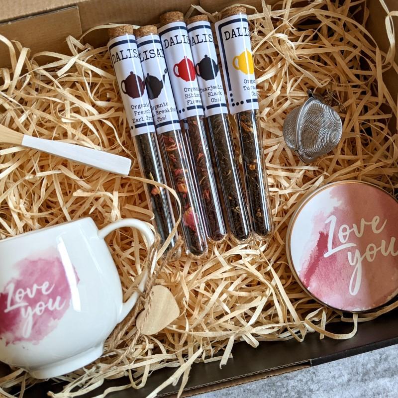 Chai Tea Sample Gift Box