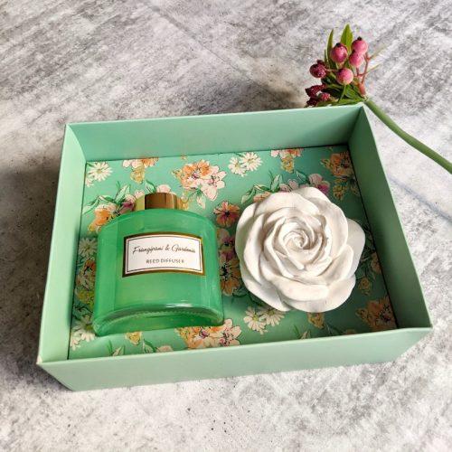 Floral Diffuser Gift Set