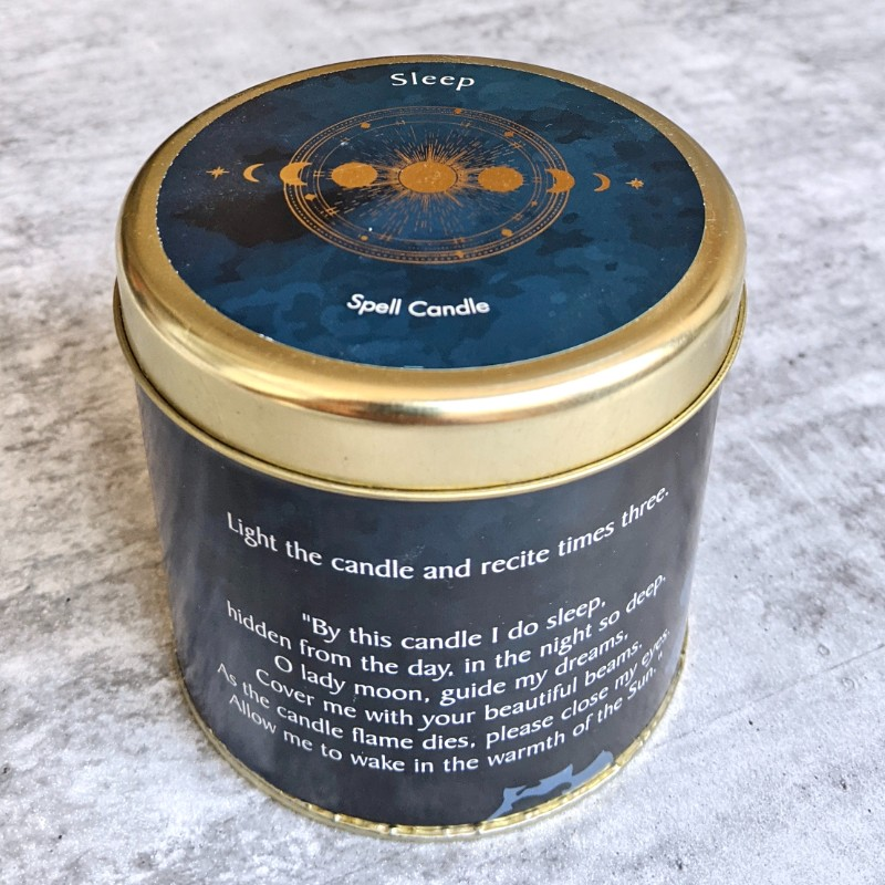 Lucky Magic Spell Candle