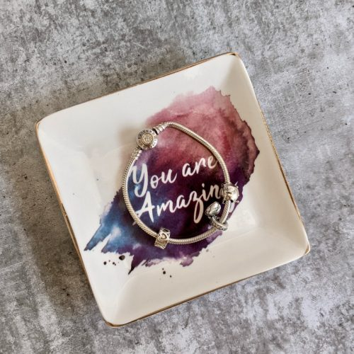 You Are Amazing Trinket Dish